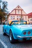 Rayo de picadura de Chevrolet Corvette foto de archivo