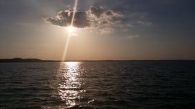 Rayo roberts del lago Fotografía de archivo libre de regalías