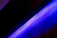 Rayon bleu Photographie stock libre de droits