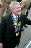 Rayon Mabus, secrétaire de la marine d'Etats-Unis Image stock