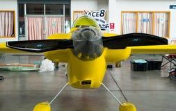 RAYONG, THAILAND-NOVEMBER 18日2017年:Swaid L Rahn没有` s的飞机 8 库存图片