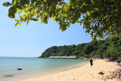 RAYONG BEACH Royalty Free Stock Images