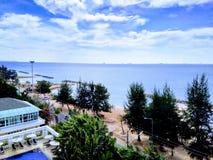 Rayong Beach royalty free stock photo