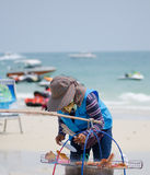 Rayong Koh Samet, Thailand Stock Images