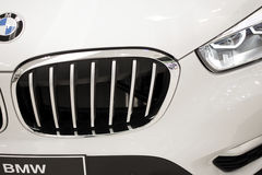 Rayong, Thaïlande - 14 janvier 2017 Salon de l'Automobile de BMW Images stock