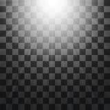 Rayons brouillés de Sun Image libre de droits