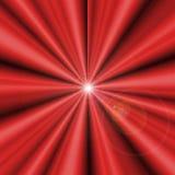 Rayons de lumière Image stock