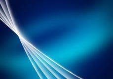 Rayons de lumière blancs Photographie stock libre de droits