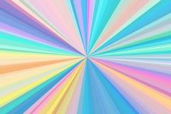 Rayons de lumi?re olographes de fond d'hologramme Papier peint de configuration illustration libre de droits