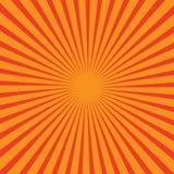 rayons du soleil de fond illustration libre de droits