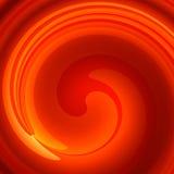 Rayons en spirale Photos stock