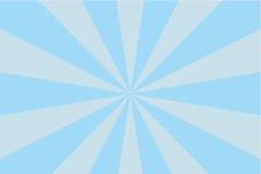 Rayons, faisceaux, élément de conception d'éclat illustration stock