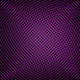 Rayos abstractos de la púrpura del remolino del fondo del vector Foto de archivo libre de regalías
