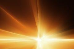Rayos abstractos del fondo Fotografía de archivo