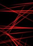 Rayos abstractos del laser libre illustration