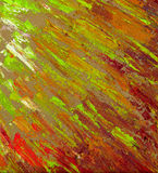 rayos abstractos del sol Pintura al óleo Imagenes de archivo