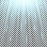 Rayos de la luz Fotos de archivo