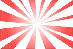 Rayos de la luz Imágenes de archivo libres de regalías