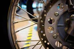 Rayos de la rueda Imagen de archivo