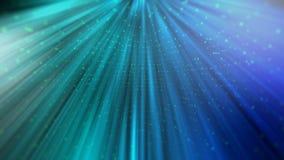 Rayos 2 del fractal Imagen de archivo