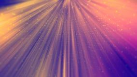 Rayos 5 del fractal Imagenes de archivo