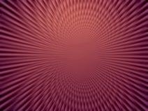 Rayos en universo anaranjado abstracto del rojo de la lila Foto de archivo libre de regalías