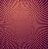 Rayos en universo anaranjado abstracto del rojo de la lila Imagenes de archivo