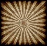Rayos o vigas del sol de Grunge ilustración del vector