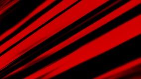Rayos rojos de la moda en fondo abstracto negro Imagenes de archivo