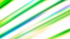 Rayos verdes fáciles ondulados coloreados de la cortina del movimiento del fondo de la luz Imagen de archivo libre de regalías