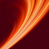 Rayos y luz de las dimensiones de una variable. EPS 8 Fotos de archivo libres de regalías