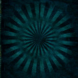 Rays. Blue sun rays vintage cloth background Royalty Free Stock Images