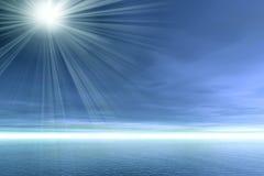 Rays Stock Image