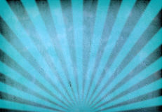 Rays. Background in azure colors Stock Photos