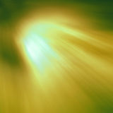 Rays of Coloured Light Stock Photography