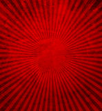 Rays. Dark rays on the red wall texture Royalty Free Stock Photo