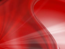 Rays of knowledge. Red abstract background Royalty Free Stock Images