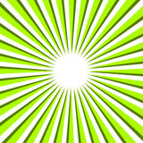 Rays Vector Background. Rays or Lightbeam background, great color set Royalty Free Stock Photos