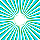 Rays Vector Background Stock Image