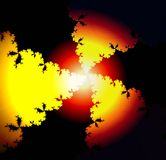 rays yellow ελεύθερη απεικόνιση δικαιώματος