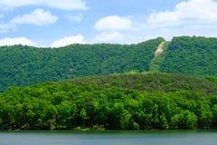 Raystown Lake in Pennsylvania Royalty Free Stock Photos