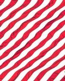 Rayures de drapeau Photo stock