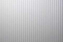Rayures de gris argenté de texture photographie stock