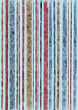Rayures de peinture d'aquarelle Image stock