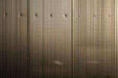 Rayures métalliques 2 Photos libres de droits