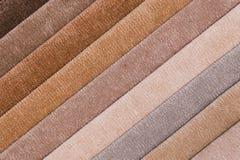 Rayures multicolores de fond diagonal abstrait de textile des textiles de tapisserie d'ameublement d'usine pour des meubles photos libres de droits