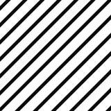 Rayures noires sur le T-shirt blanc Image stock