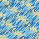 Rayures réfractées Photo stock