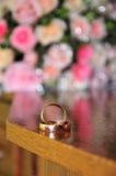 Razão do casamento Fotos de Stock