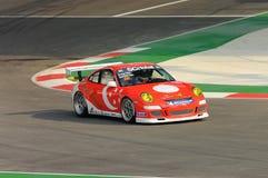 Raza 2008 de Asia de la taza de Porsche Carrera Fotografía de archivo